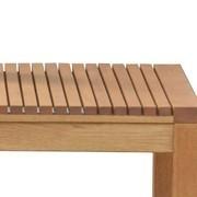 Jan Kurtz - Sumatra - Table de jardin