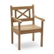 Skagerak - Chaise de jardin avec accoudoirs Skagen
