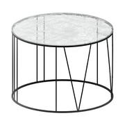 Zeus - Table basse Roma Ø70cm