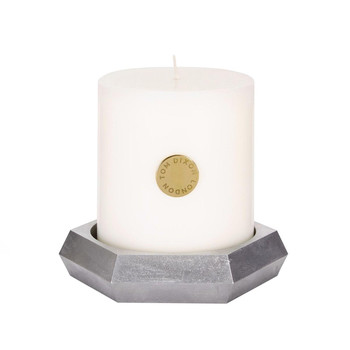 - Materialism Alloy Pillar Candle Kerze -