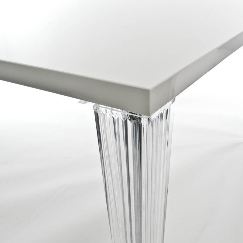 Beau Kartell   Top Top Dining Table 130 ...