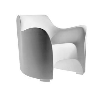 Driade - Tokyo Pop Sessel - weiß/Kunststoff