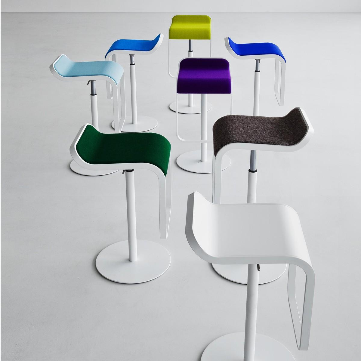 lem 66 79 barhocker gestell wei la palma. Black Bedroom Furniture Sets. Home Design Ideas