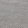 GAN - Garden Layers Diagonal Teppich 90x200cm - mandel-blau/Handwebstuhl