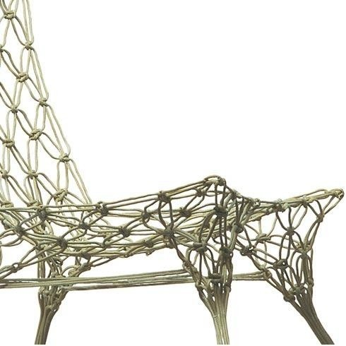 Cappellini - Knotted Stuhl
