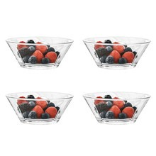 Rosendahl Design - Grand Cru Glass Bowl Set of 4 Ø 16cm