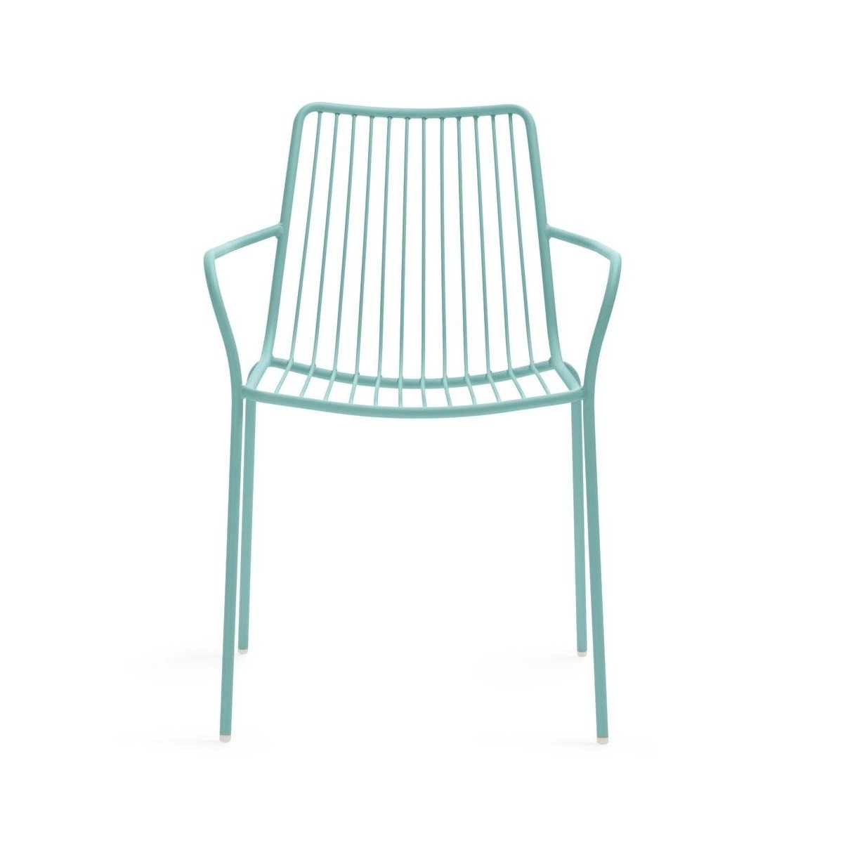 Pedrali   Nolita 3656 Armchair/ High Backrest   Turquoise