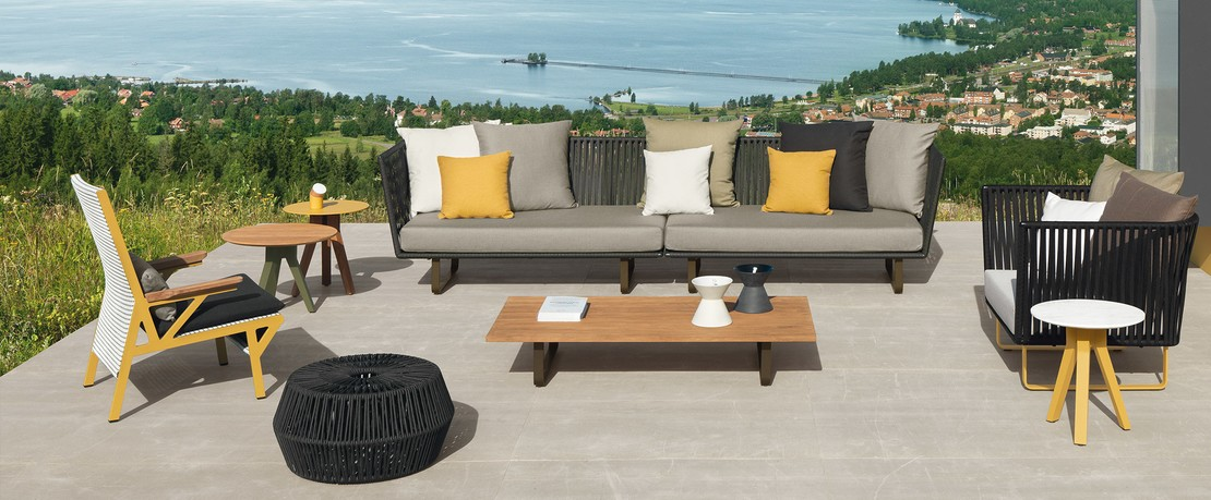 Kettal Outdoor Garden Furniture