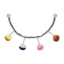 ferm LIVING - Ball Knitted Pram Chain