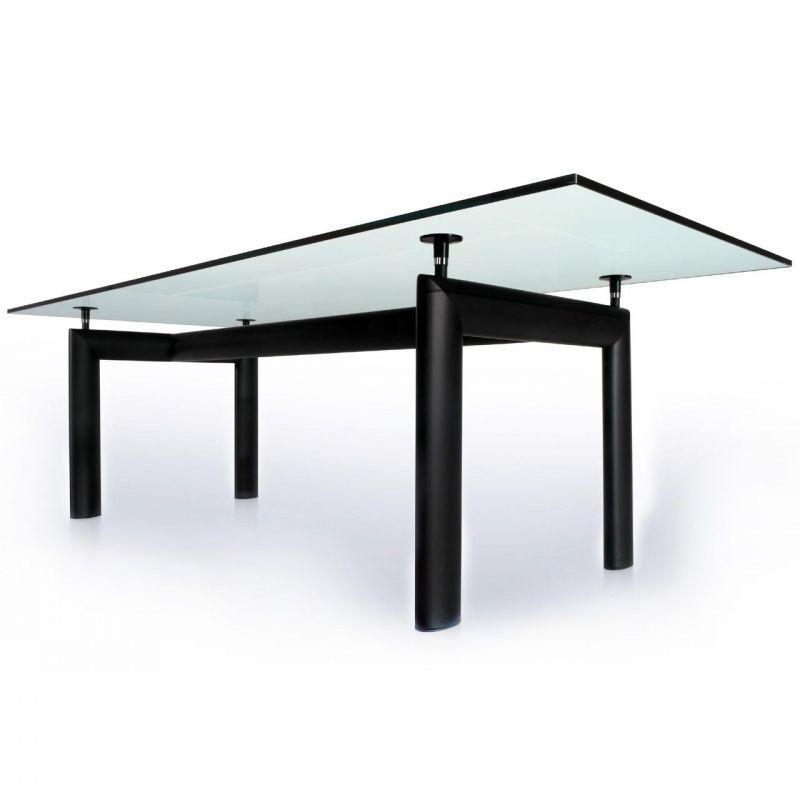 Table Verre Le Corbusier