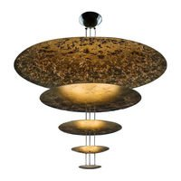 Catellani & Smith - Macchina Della Luce D LED Suspension Lamp