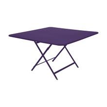 Fermob - Caractère Garden Table Folding 128x128cm