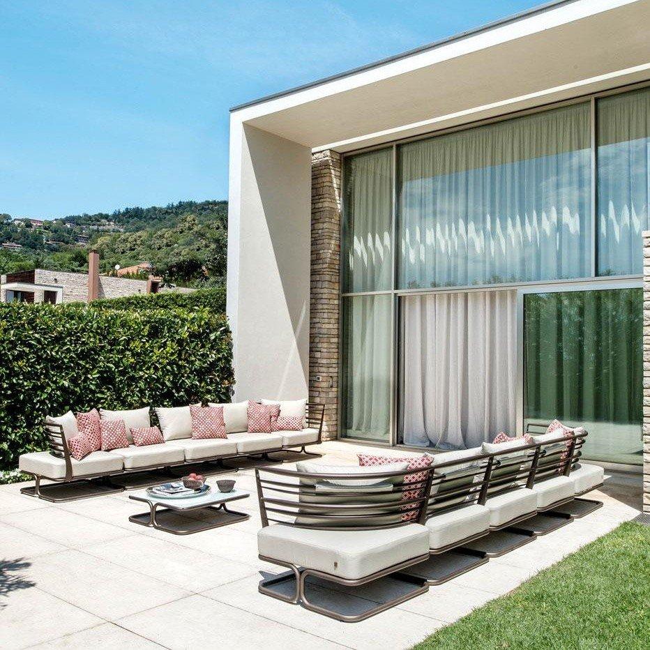 marcel canap de jardin 3 places emu. Black Bedroom Furniture Sets. Home Design Ideas