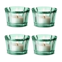 Rosendahl Design Group - Grand Cru Tea Light Holder Set of 4