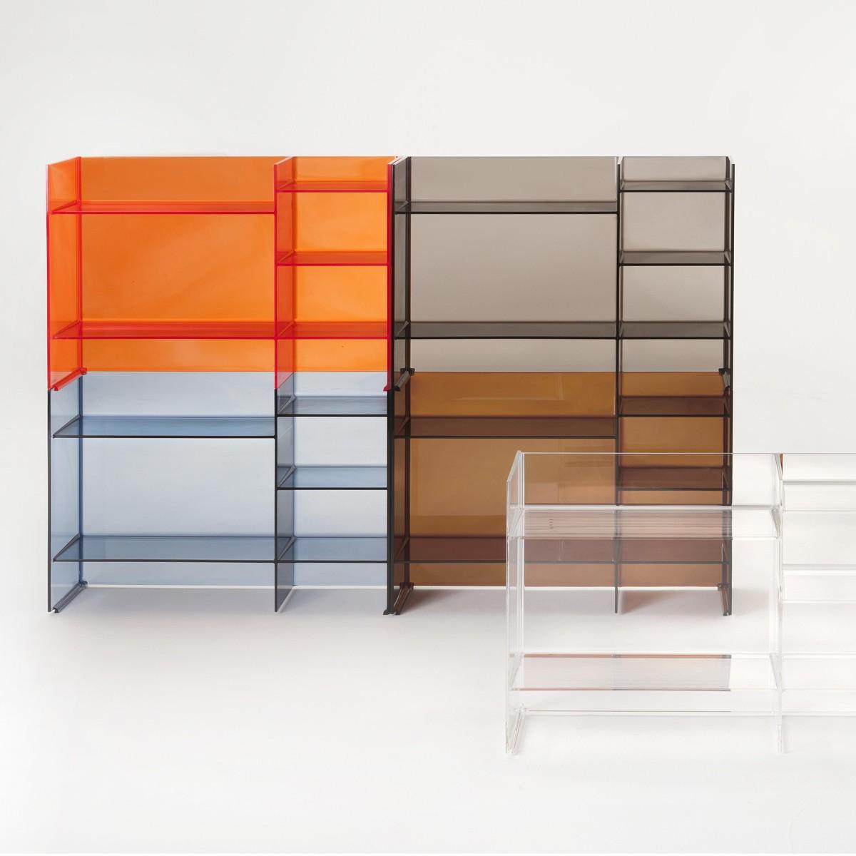 sound rack etag re kartell. Black Bedroom Furniture Sets. Home Design Ideas
