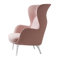 Fritz Hansen - Ro™ Wingback Chair