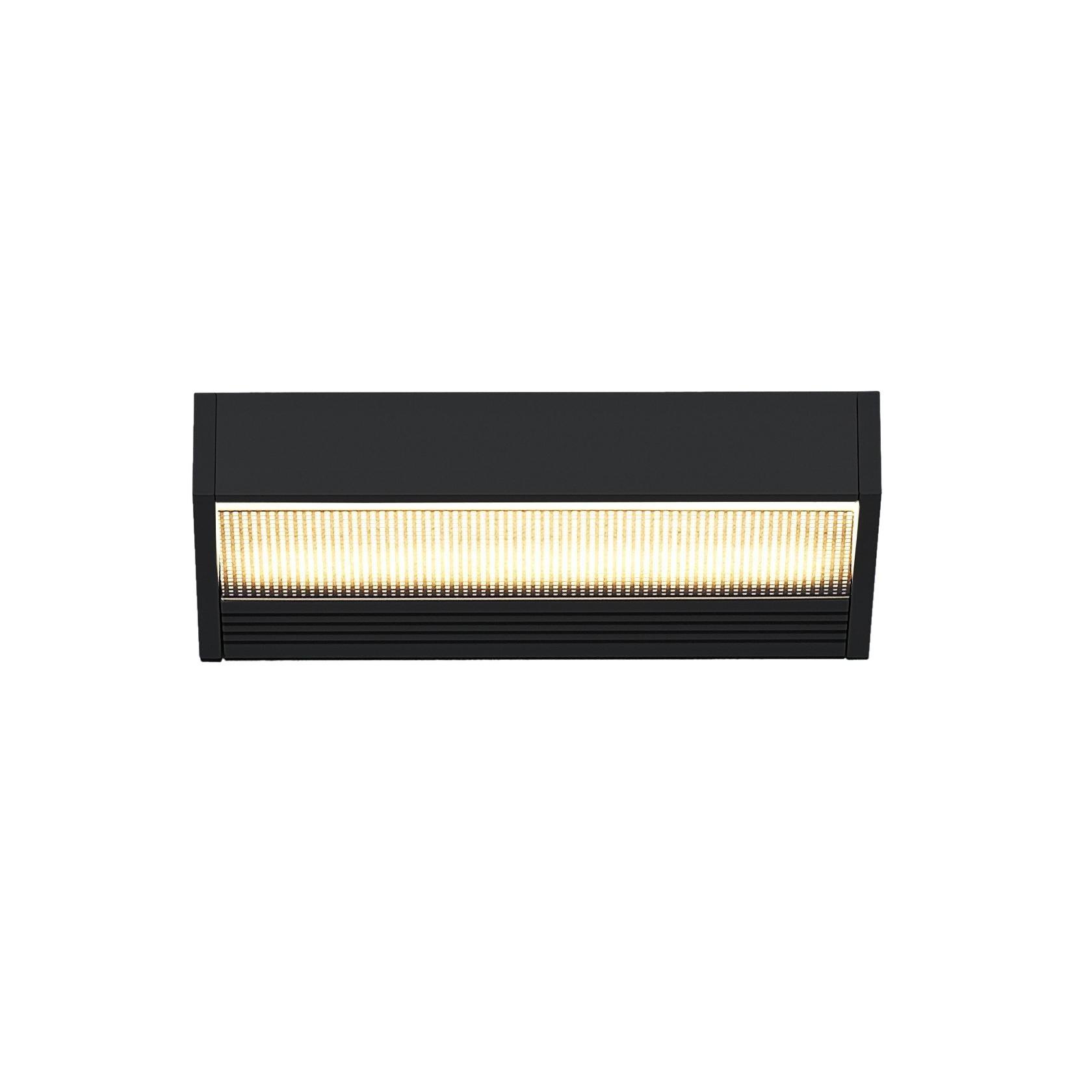 Serien SML LED Wandlamp zwart small