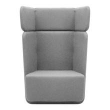 Softline - Basket Sessel mit hohem Rücken