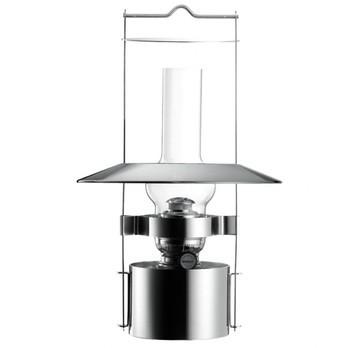 Stelton - Stelton Schiffslampe groß - edelstahl/matt/43x27cm