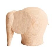 Woud - Nunu Elefant Holzfigur M