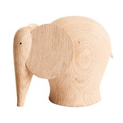 Woud - Nunu Elephant Wood Figure M
