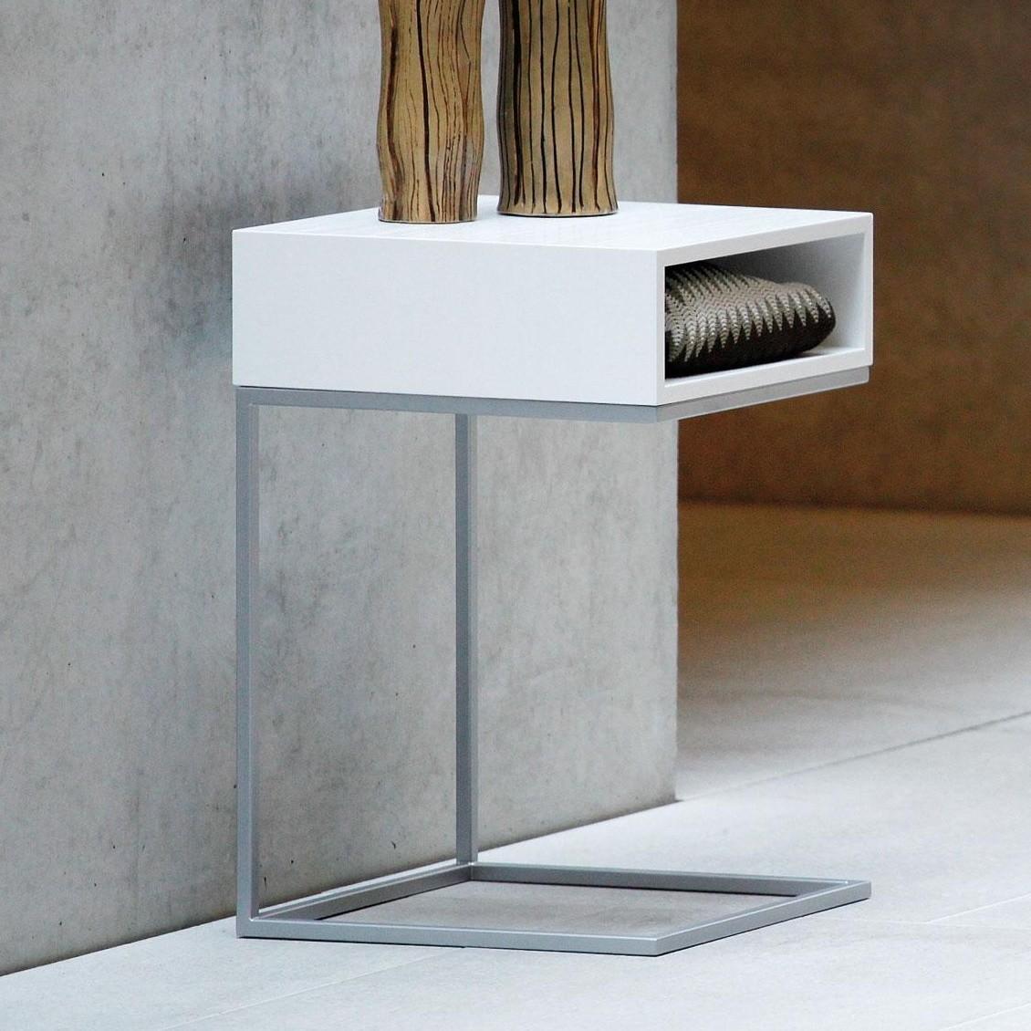 jan kurtz dina beistelltisch ambientedirect. Black Bedroom Furniture Sets. Home Design Ideas