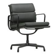 Vitra - EA 208 Soft Pad Chair Gestell schwarz