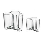 iittala - Promotion Set Alvar Aalto 2 Vases
