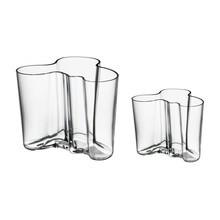 iittala - Set Promo Alvar Aalto - Set de 2 vases