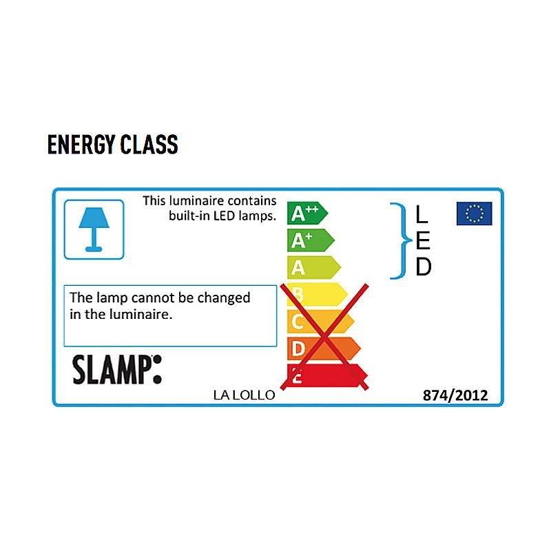 La Lollo M LED Suspension Slamp