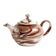 HAY - Marbled Teekanne