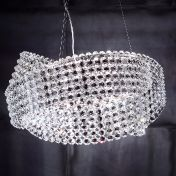 Marchetti: Brands - Marchetti - Diamante Suspension Lamp