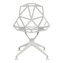 Magis - Chair One 4Star Swivel Chair 4-Legged Frame