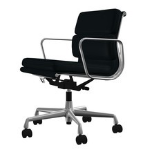 Vitra - EA 217 Soft Pad Eames Alu Chair Bürostuhl