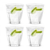 Rosendahl Design Group - Grand Cru Soft Gläser-Set 4tlg. - transparent/30cl