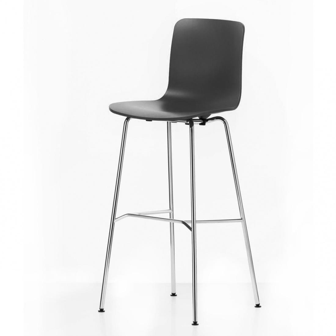 vitra hal stool high barhocker ambientedirect. Black Bedroom Furniture Sets. Home Design Ideas