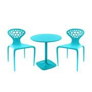 Moroso - Set 2 chaises + 1 table Supernatural