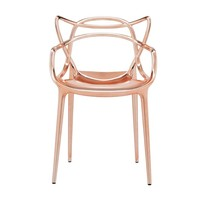 Kartell - Masters Metallic Chair