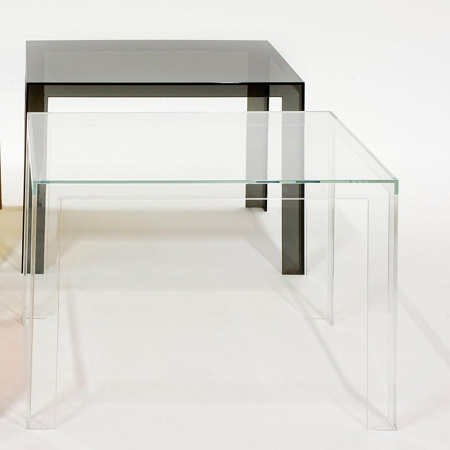 Kartell   Invisible Table Kartell   Invisible Table ...