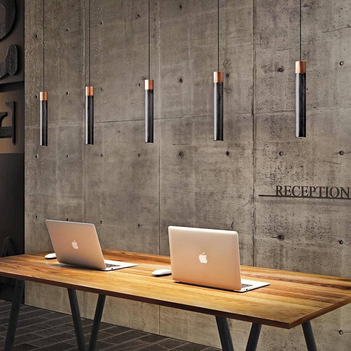Kundalini Minimal Led Suspension Lamp