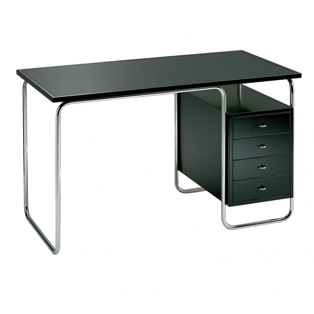 Eckschreibtisch schwarz  Comacina Schreibtisch | Zanotta | AmbienteDirect.com