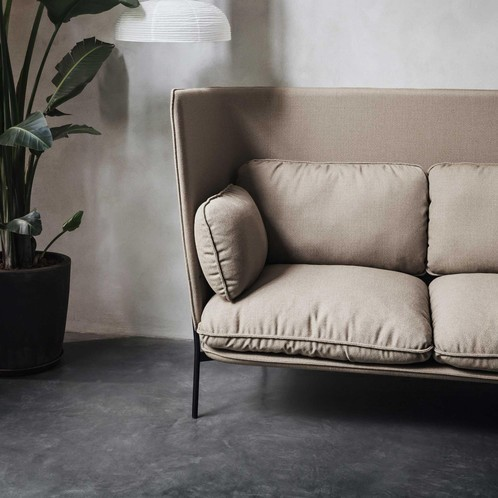 &tradition - Cloud High Back LN7 Sofa mit hohem Rücken