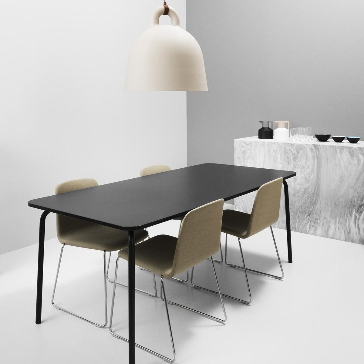just chair chaise normann copenhagen. Black Bedroom Furniture Sets. Home Design Ideas