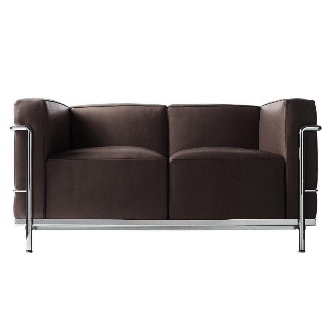 Le corbusier lc2 sofa cassina cassina sofas seating furniture furnitu - Canape lc2 le corbusier ...