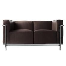 Cassina - Le Corbusier LC2 Sofa Cassina