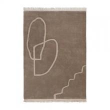 ferm LIVING - Desert Tufted Teppich 200x300cm