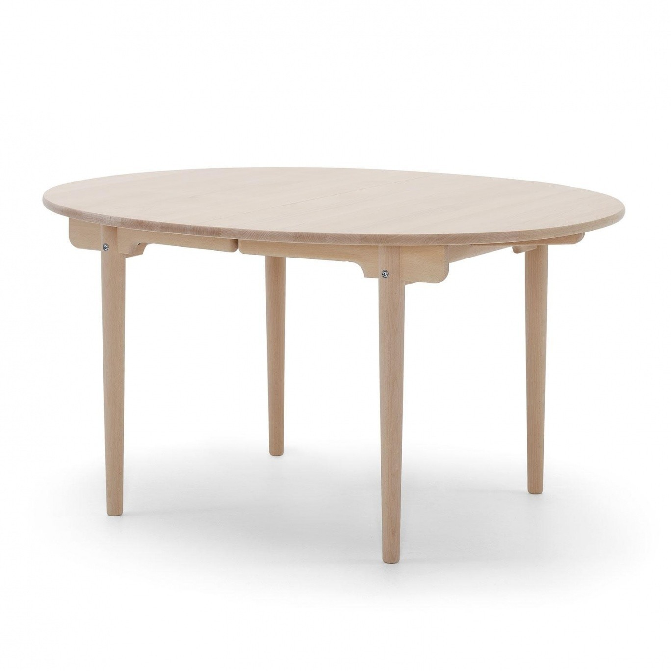 carl hansen ch337 dining table extendable ambientedirect rh ambientedirect com