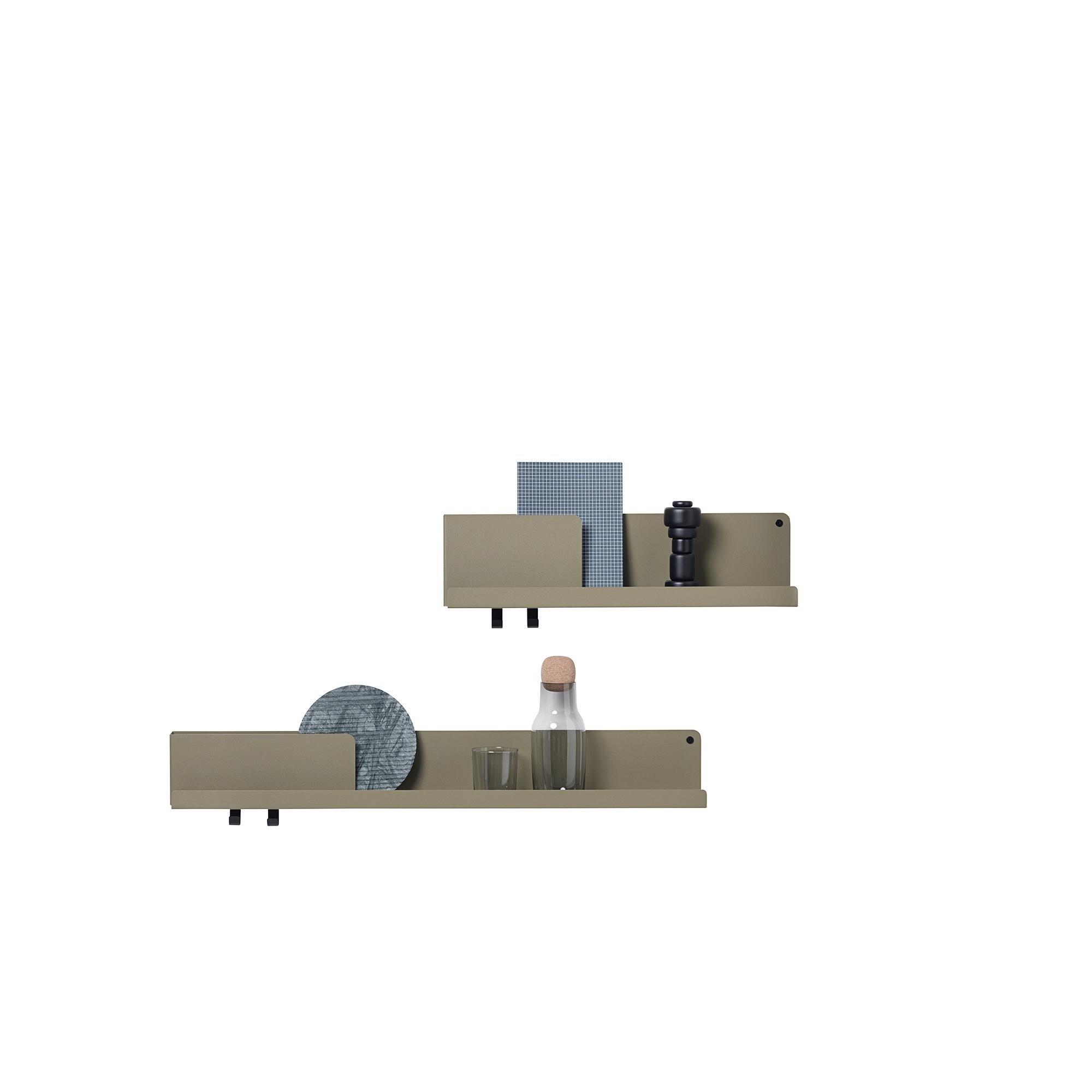 Muuto Folded Shelf L Ambientedirect