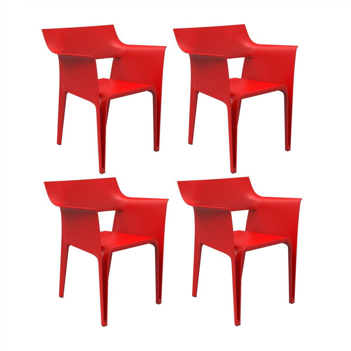 pedrera armchair 4 piece set vondom. Black Bedroom Furniture Sets. Home Design Ideas
