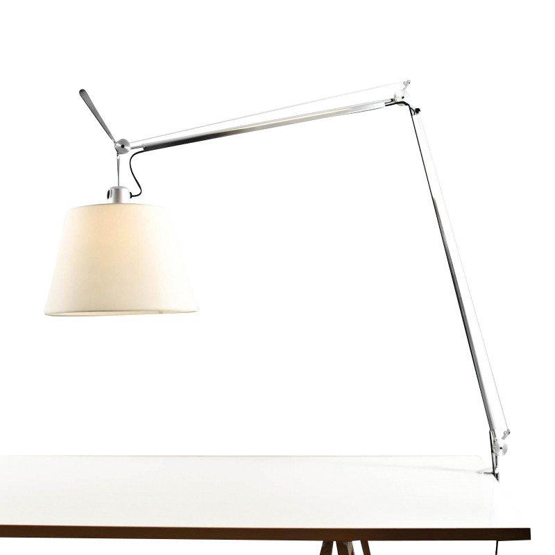 tolomeo mega lampe de table pergamena artemide. Black Bedroom Furniture Sets. Home Design Ideas